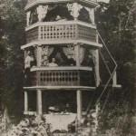 альтанка в Лебедине , построенная специально для Рахманинова