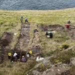 В Британии археологи обнаружили руины замка, который мог принадлежать легендарному королю Артуру
