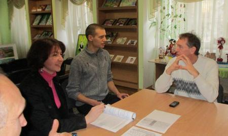Игорь Касьяненко, Лариса Ильченко, Андрей Ярмоленко
