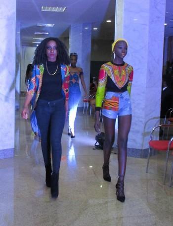 African fashion show Сумы